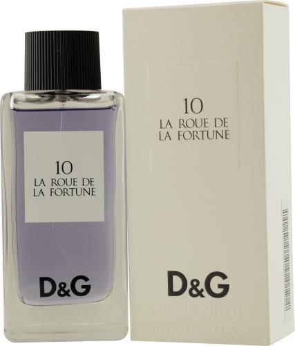 D&G La Roue Fortune аромат для женщин