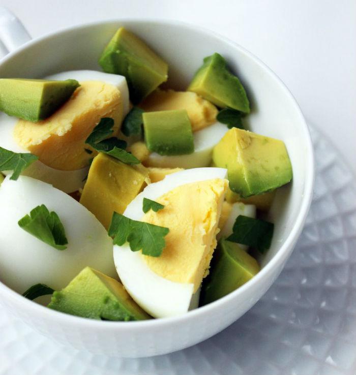 яйца - быстрый завтрак