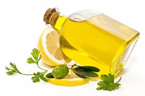 домашня маска с лимоном и оливковым маслом
