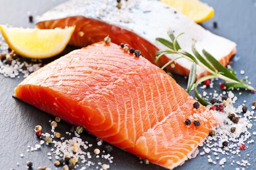 рыба - полезный продукт