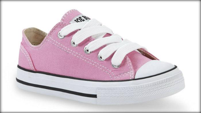 кеды - обувь для девушки