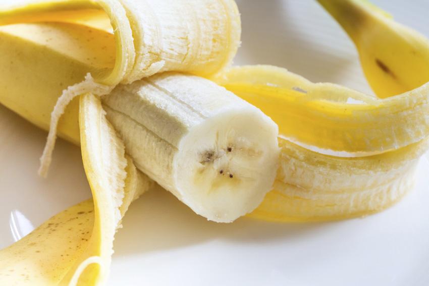 банановая маска в зимний период