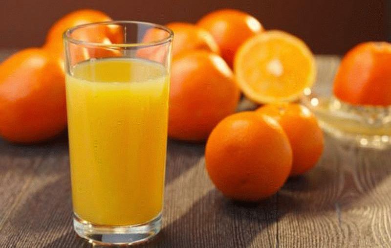 апельсиновый сок для улучшения кожи лица