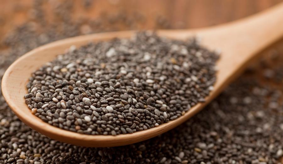 семена чиа для оздоровления кожи