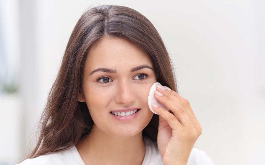 тонизирование кожи в 30