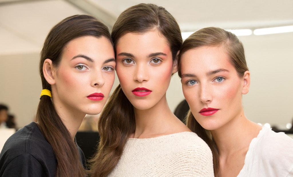 техника дрейпинг в макияже