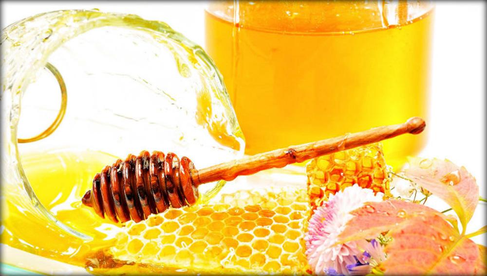 медовые маски для осветления волос