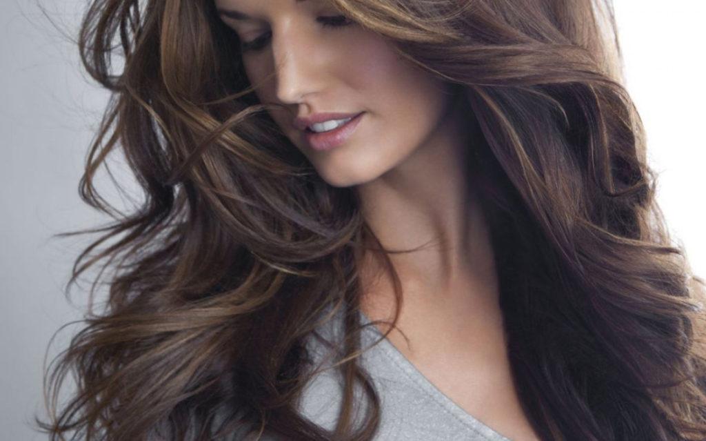 сделать волосы чистыми и свежими
