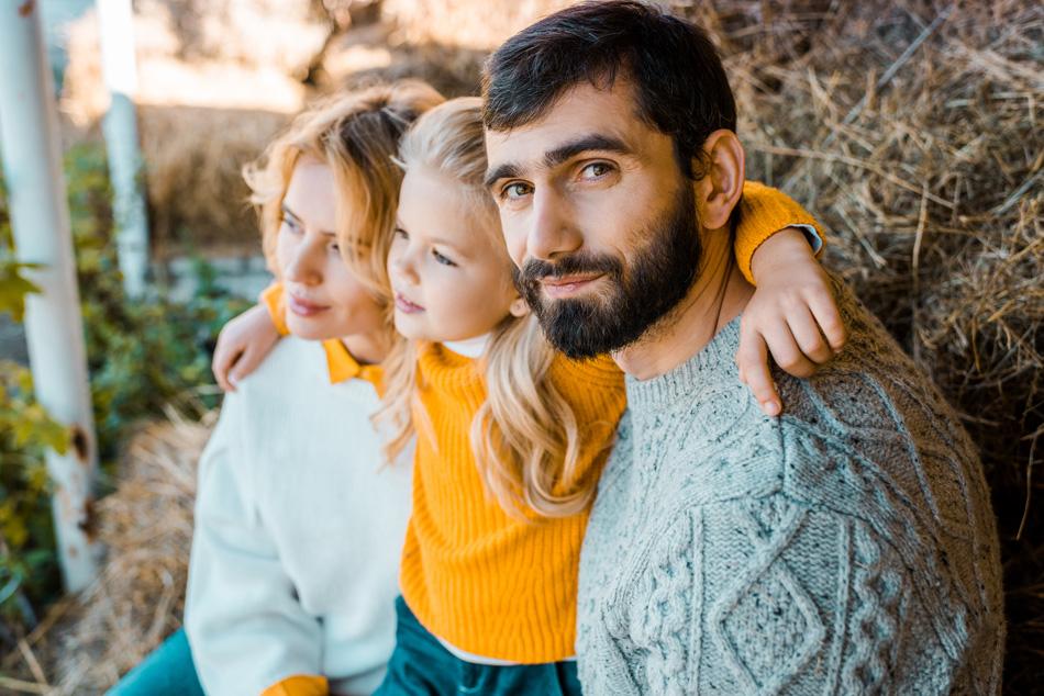 водолей и семья