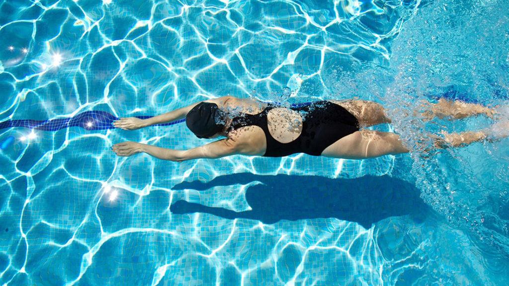 польза бассейна для здоровья