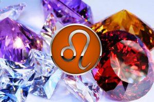 Янтарь и бриллианты — лучшие камни-друзья для Львов