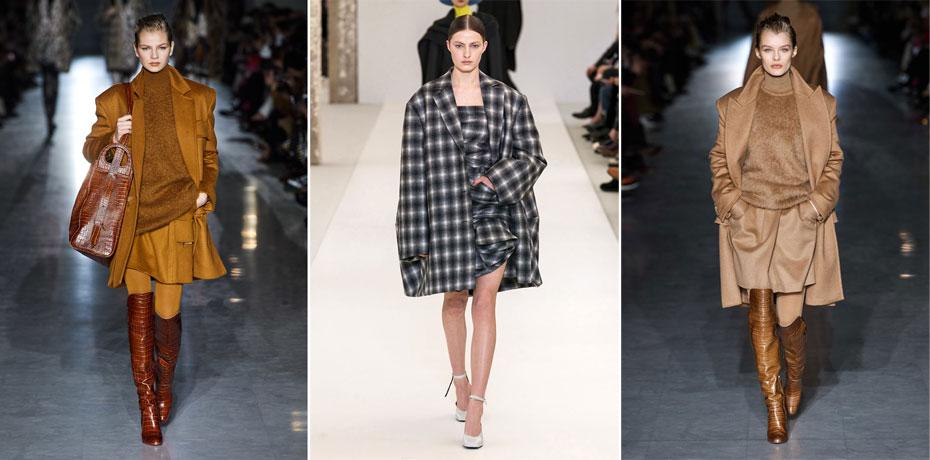 fashion looks с коротким пальто