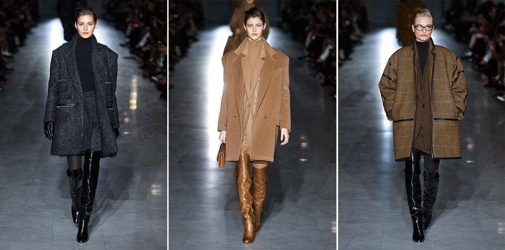 пальто-пиджаки